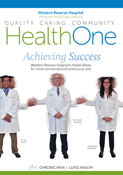 HealthOne Cover1
