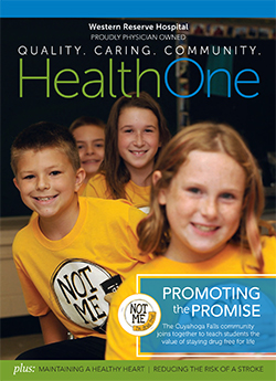 HealthOne Cover2