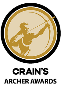 Crains Archer Awards Logo