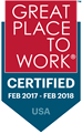 Great Places To Work Logo 2017 02