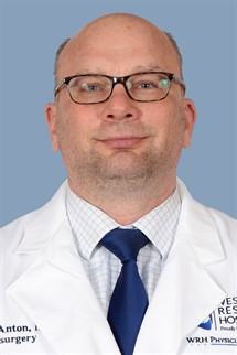 Dr  Toomas Anton Joins Western Reserve Hospital Physicians